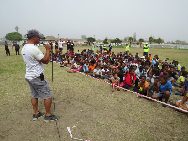 PLAY SPORT4LIFE HOLIDAY PROGRAM PROVES EXCITEMENT-PLUS FOR SCHOOLKIDS