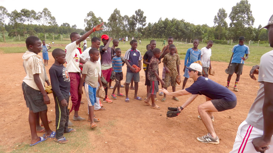 PS4L PITCHES IN TO BOOST UPTAKE OF BASEBALL AND SOFTBALL IN UGANDA